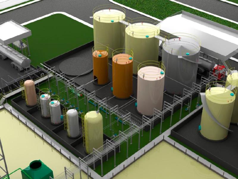 Biocombustible - Actuación | NJB Engenharia