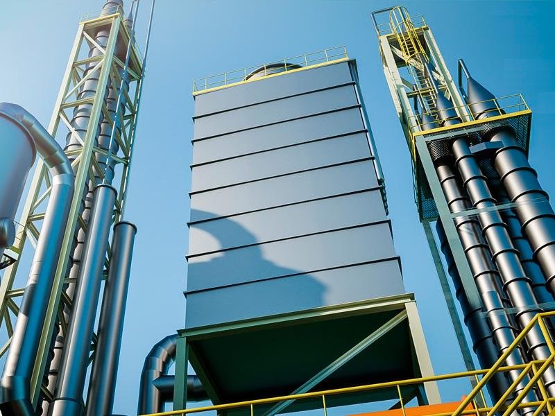 Industria del cemento - Actuación | NJB Engenharia