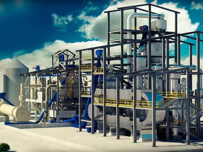 Plantas para Industrialización de aceites vegetales - Actuación | NJB Engenharia