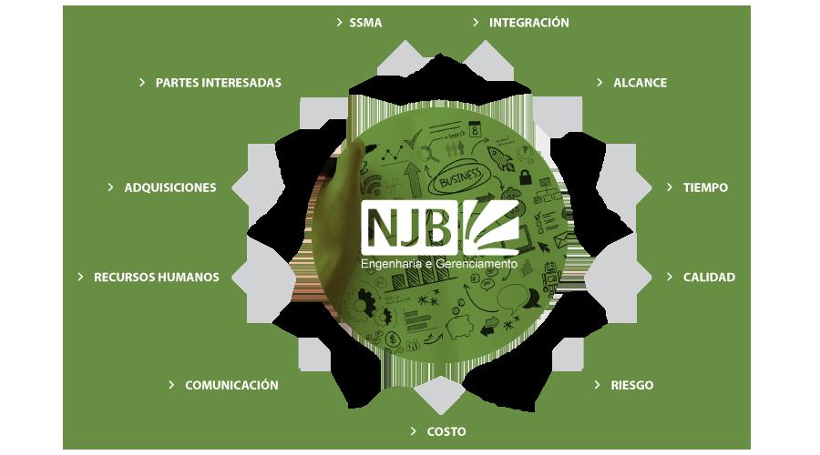 Gerenciamento de Projetos - Serviços | NJB Engenharia