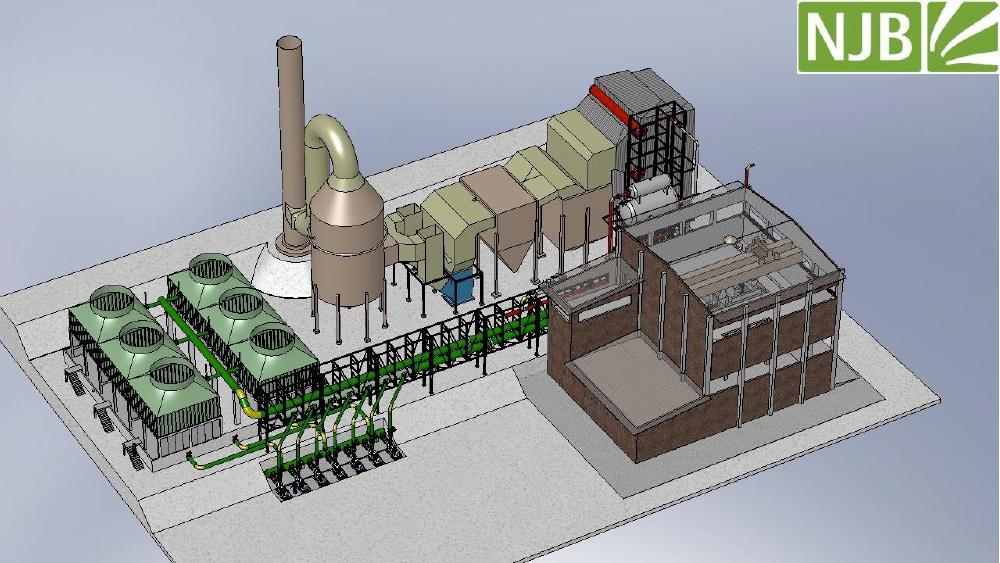 Agrenco S.A (3 unidades) Processamento de Soja e Biodiesel com Coogeração de Energia