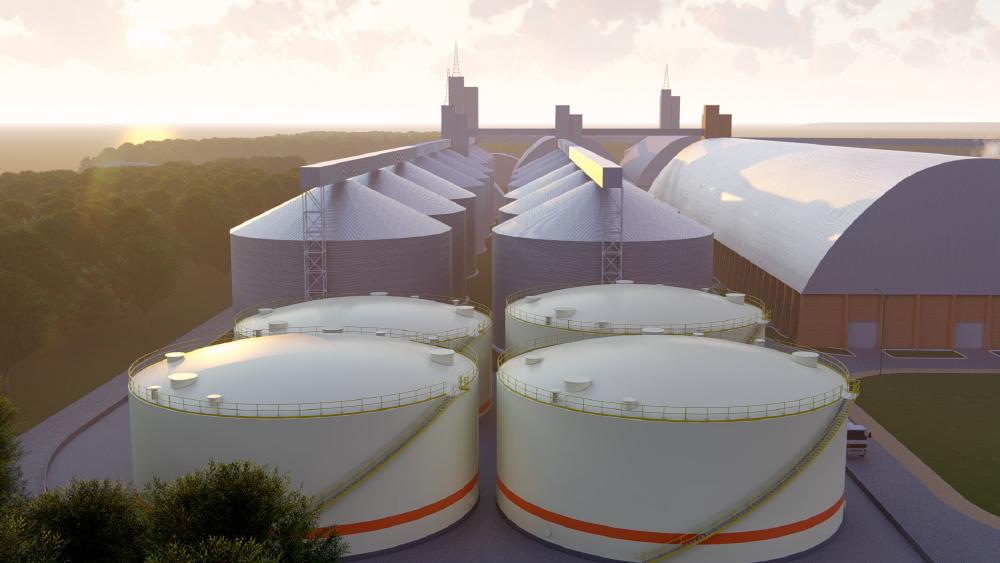 Agro Industrial SA Fábrica de Processamento de Soja