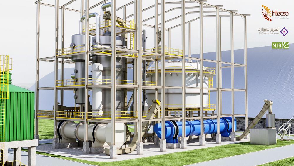 Al Ghurair Resources – Dubai Processamento de Canola