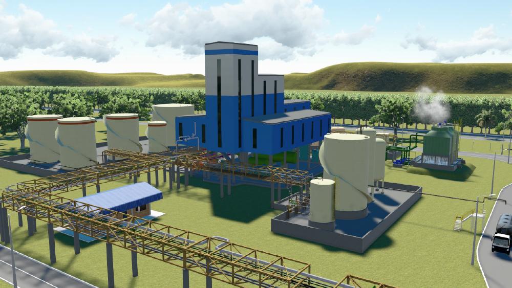 Noble Brasil SA (cofco) Fábrica de Processamento de Soja e Biodiesel