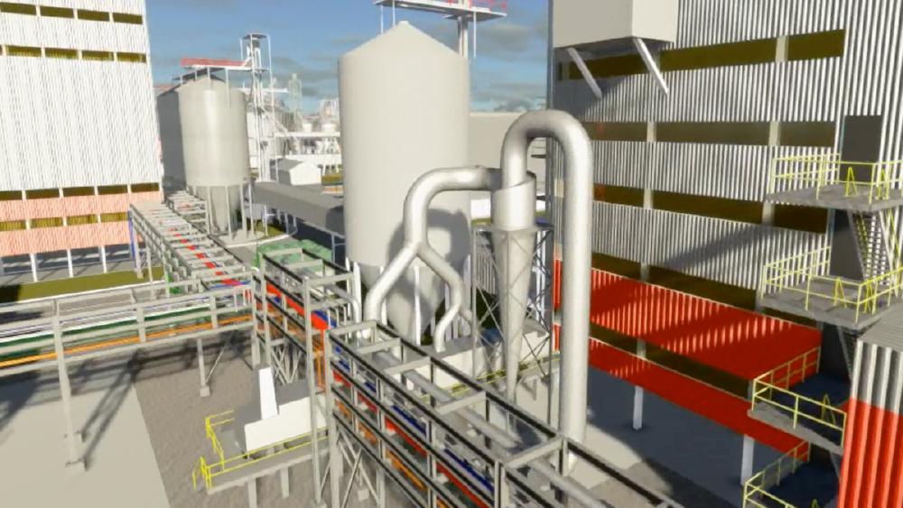 Odebrecht Venezuela Fábrica de Processamento de Soja e Fábrica de Ração (2 unidades)