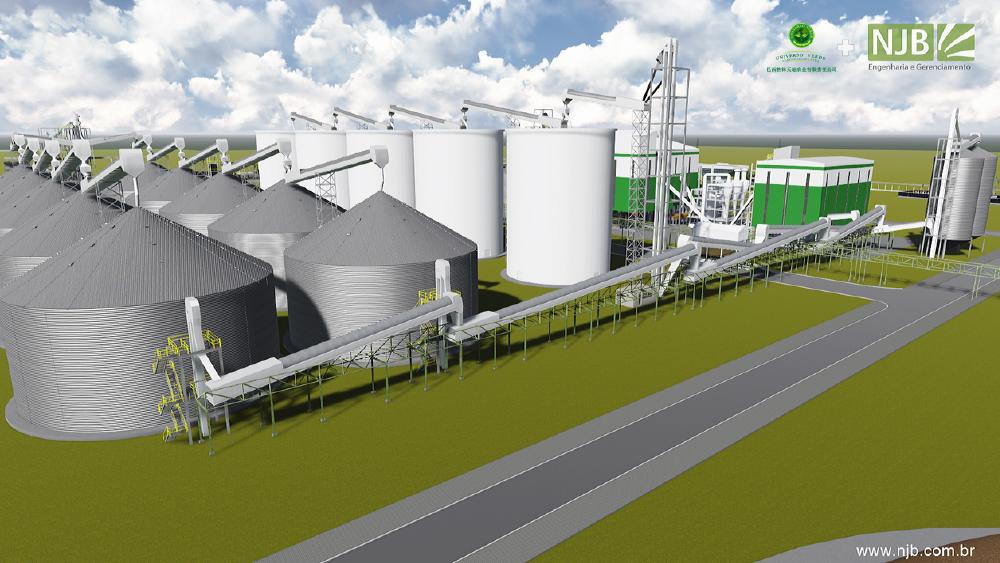 Universo Verde Agronegócios LTDA Processamento de Soja